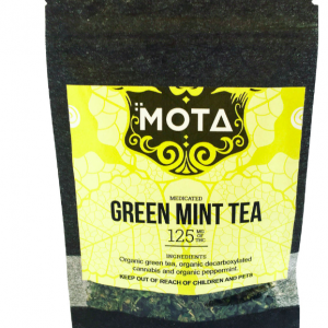 Mota Cannabis Tea Mint