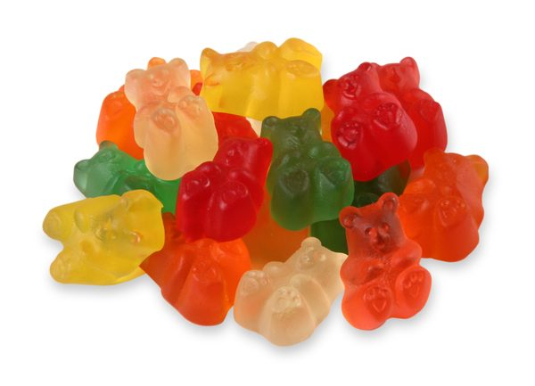 Space Bear THC Infused Gummies